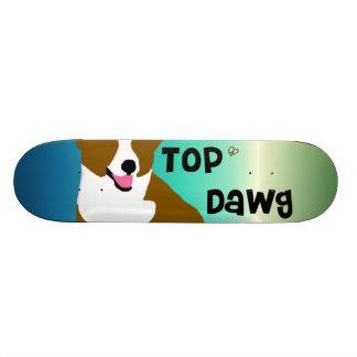 Top Dawg Board Custom Skate Board