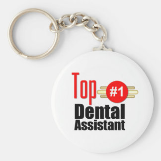 Top Dental Assistant Key Ring