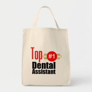 Top Dental Assistant Tote Bag