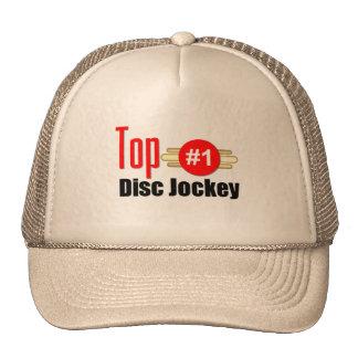 Top Disc Jockey Mesh Hat
