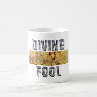 TOP Diving Slogan Mugs