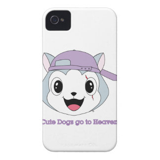 Top Dog™ BlackBerry Bold Case-Mate Barely There™ iPhone 4 Cases
