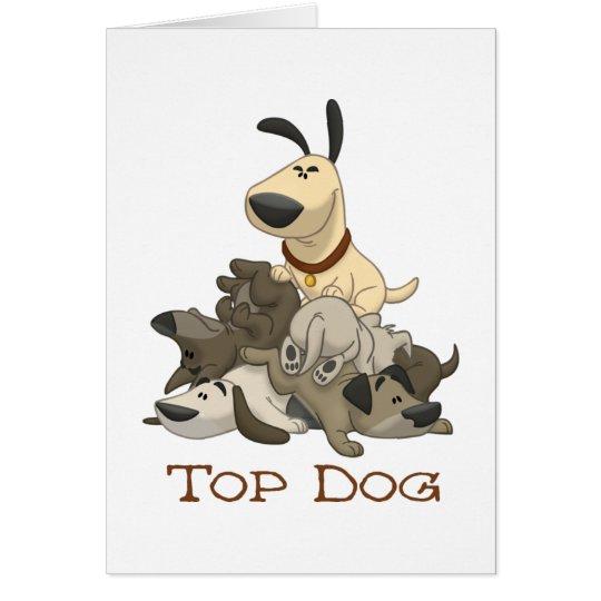 Top Dog Card