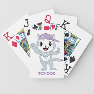 Top Dog™ Bicycle Poker Cards