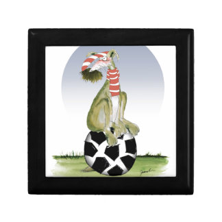 top dog reds soccer gift box
