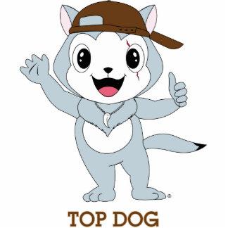 Top Dog™ Standing Photo Sculpture