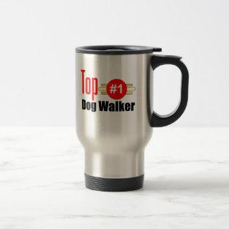 Top Dog Walker Stainless Steel Travel Mug