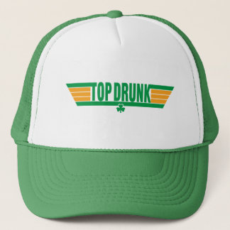 Top Drunk Irish Drinking Hat