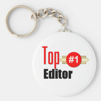 Top Editor Keychain