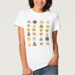 Top emoji collection t-shirts