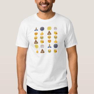 Top emoji collection tshirts