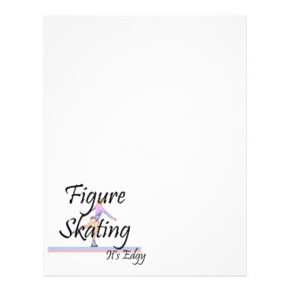 TOP Figure Skating It s Edgy Flyer