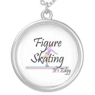 TOP Figure Skating It s Edgy Custom Jewelry
