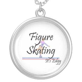 TOP Figure Skating It's Edgy Custom Jewelry