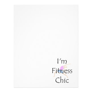 TOP Fitness Chic 21.5 Cm X 28 Cm Flyer