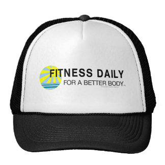 TOP Fitness Daily Cap