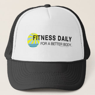 TOP Fitness Daily Trucker Hat