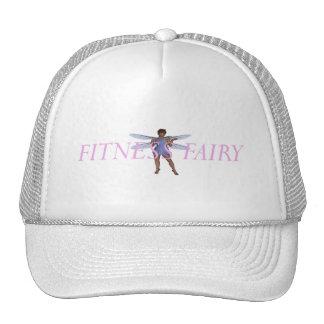 TOP Fitness Fairy Mesh Hats