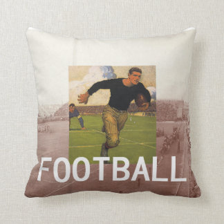 TOP Football Old School Cushion