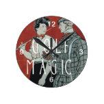 TOP Golf Couples Clock