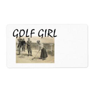 TOP Golf Girl
