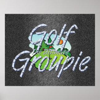 TOP Golf Groupie Print