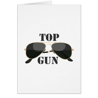 Top Gun Card