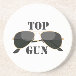 Top Gun Drink Coaster