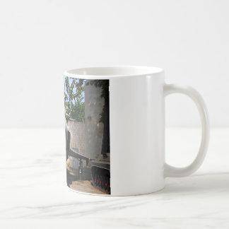 Top Gun in the suburbs. Coffee Mug