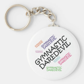 TOP Gymnastics Daredevil Key Ring
