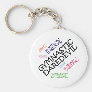 TOP Gymnastics Daredevil Key Ring