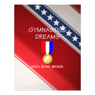 TOP Gymnastics Dreams 21.5 Cm X 28 Cm Flyer
