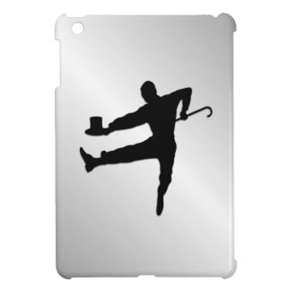 Top Hat and Cane Tap Dancer iPad Mini Covers