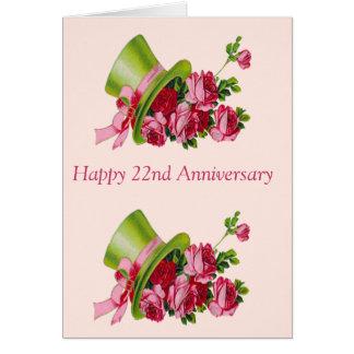 22nd anniversary gift idea