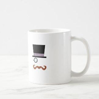 Top Hat Man Mugs