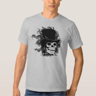 Top Hat Skull Shirts