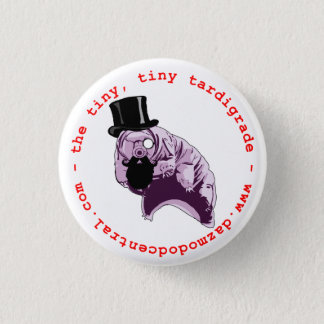 Top Hat Tardigrade Button