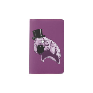 Top Hat Tardigrade Moleskine Notebook