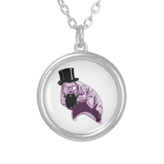 Top Hat Tardigrade Pendant