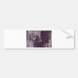 top heavy wall bumper sticker