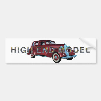 Vintage Racing Bumper Stickers Car Stickers Zazzle co uk
