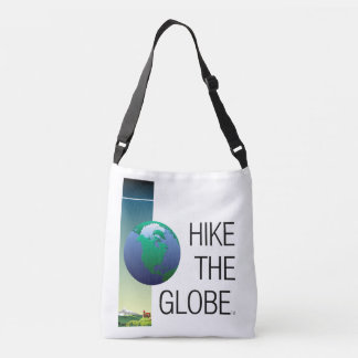 TOP Hike the Globe Crossbody Bag
