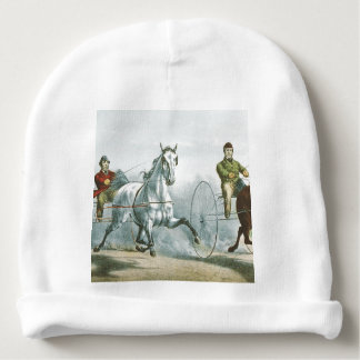 TOP Horse Poetry Baby Beanie