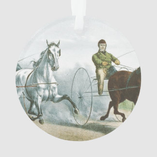 TOP Horse Poetry Ornament
