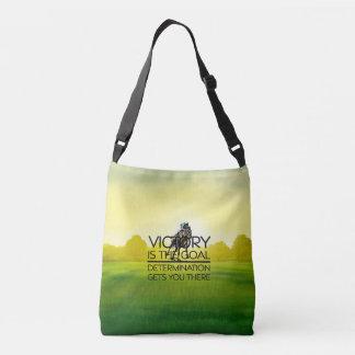 TOP Horse Race Victory Slogan Tote Bag