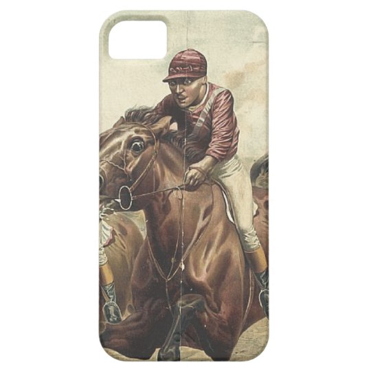 TOP Horse Racing iPhone 5 Covers