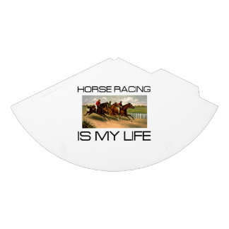 TOP Horse Racing Life Party Hat