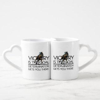 TOP Horse Racing Victory Slogan Lovers Mug