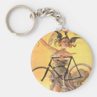 TOP It s the Cycling Life for Me Keychain