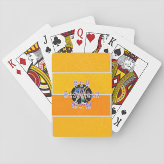 TOP It's a Basketball World Playing Cards